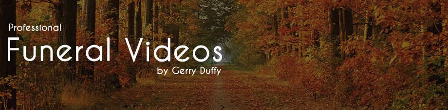 Gerry Duffy Video Funeral Services